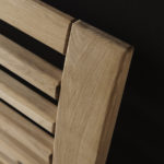 Rustic oak / bianco